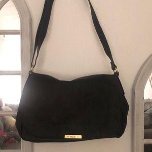 Shoulder black bag